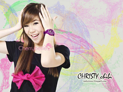 Foto Seksi Christy Chibi