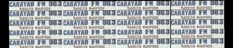 Radio Carayao FM 98.3