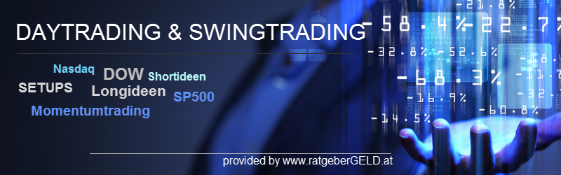 Day Trading und Swing Trading Strategien by ratgeberGELD
