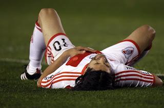 River Plate pierde el invicto y el liderato en Argentina