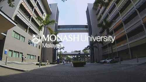 Postgraduate Research Scholarships, Monash University, Malaysia