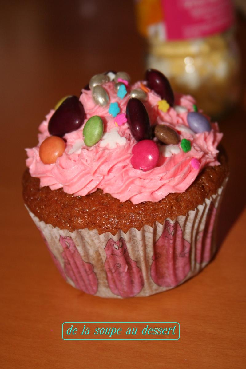 de la soupe au dessert atelier cupcakes pour les enfants