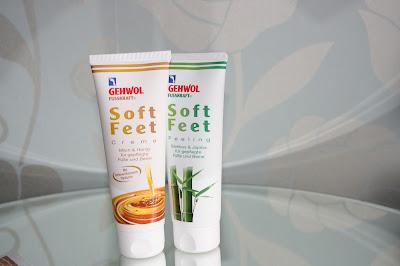 Gehwol - alles für die Füße