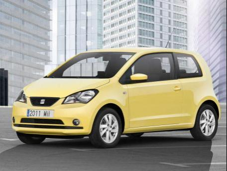 Seat Mii