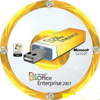 Microsoft Office 2007 Enterprise Portable | Usb Edition