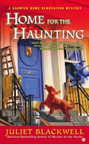Giveaway: Home for the Haunting