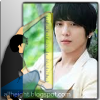 Jung Yong-hwa Height - How Tall