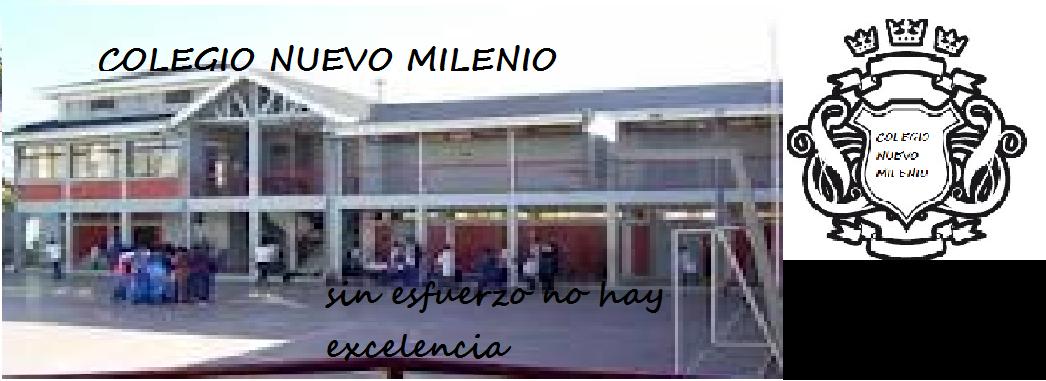 Colegio nuevo milenio for 4 milenio ultimo programa