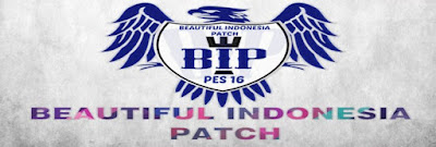 Download Update Patch BEAUTIFUL INDONESIA PES 2016 Terbaru ( Timnas+Liga Indonesia)