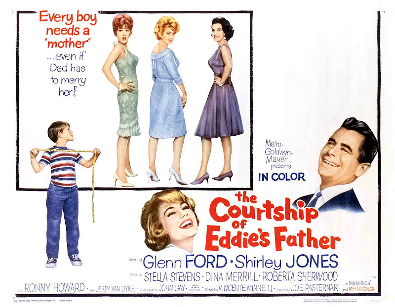 CLASSIC MOVIES: THE COURTSHIP OF EDDIE'S FATHER (1963)
