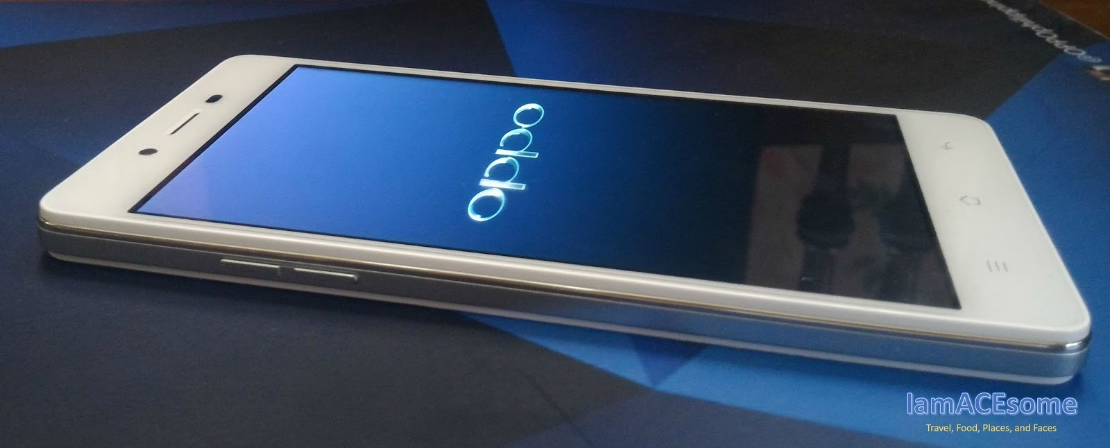 New Oppo Mirror 5 A Spark Of Brilliance Iamacesome 16gb With Bi Metallic Frame And Cross Beams For Exceptional Strength Durability Coming Together To Create Tough Skeleton Within The Inch
