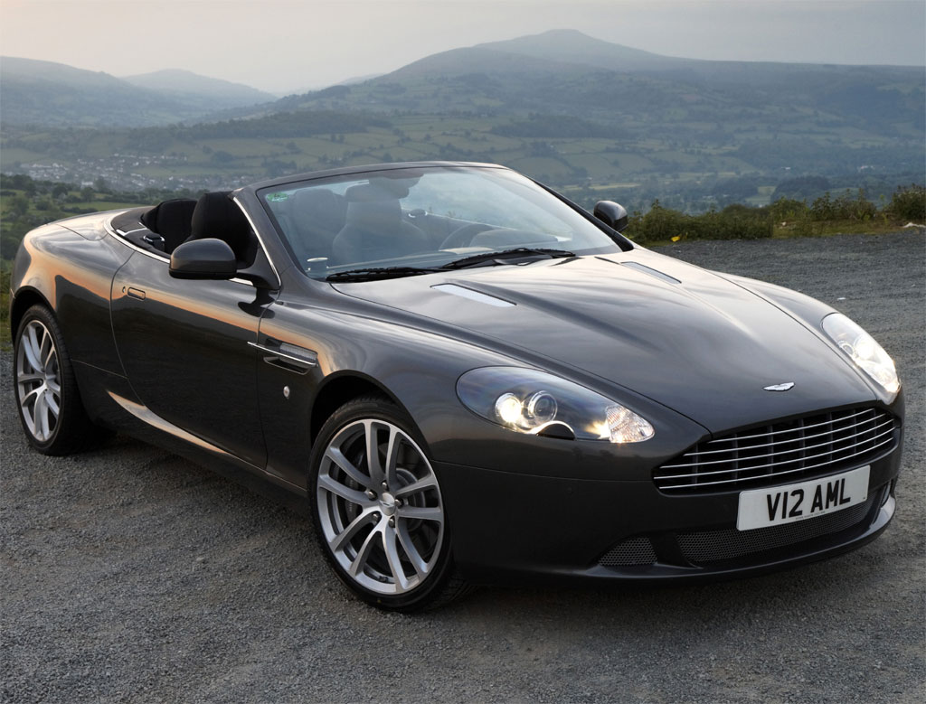 Aston Martin DB9 Car
