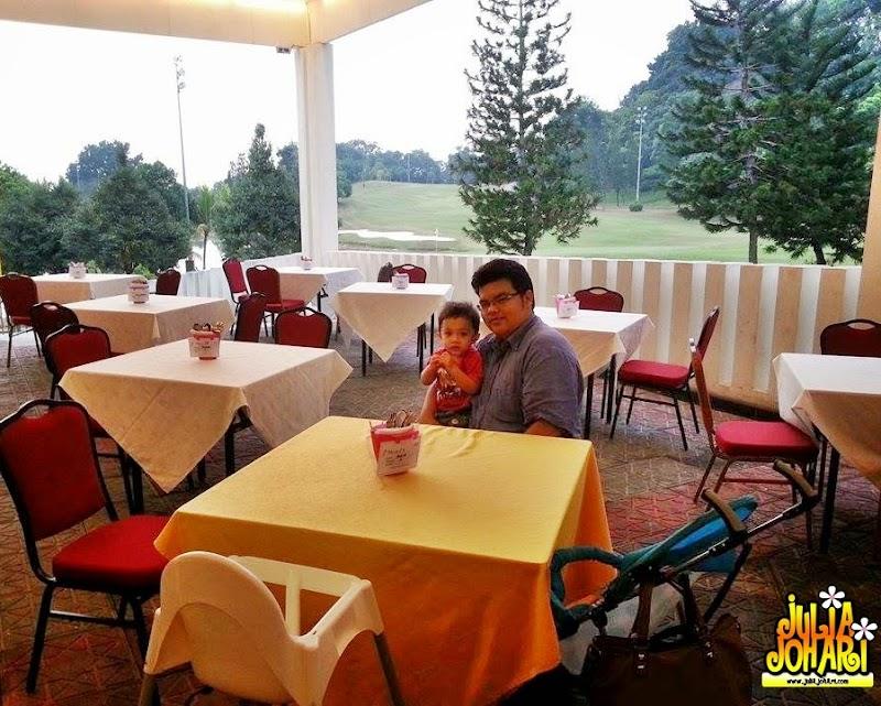 Sambut Anniversary Ketiga di Bangi Golf Resort