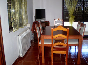 Sala de jantar e estar T3