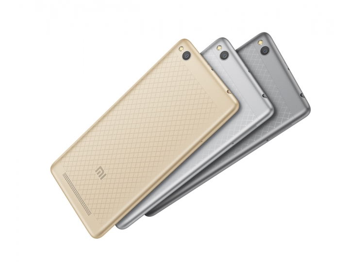 Belakang Xiaomi Redmi 3