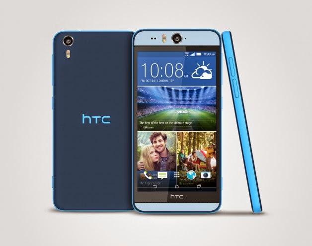 Özçekime önem verenler, HTC Desire Eye ülkemizde