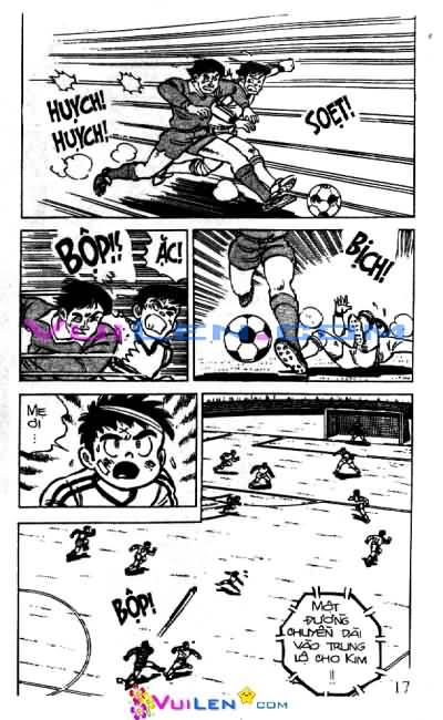 Jindodinho - Đường Dẫn Đến Khung Thành III  Tập 16 page 17 Congtruyen24h