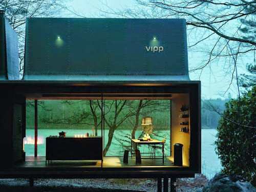 Vipp Shelter: Prefabricated Lifestyle Home