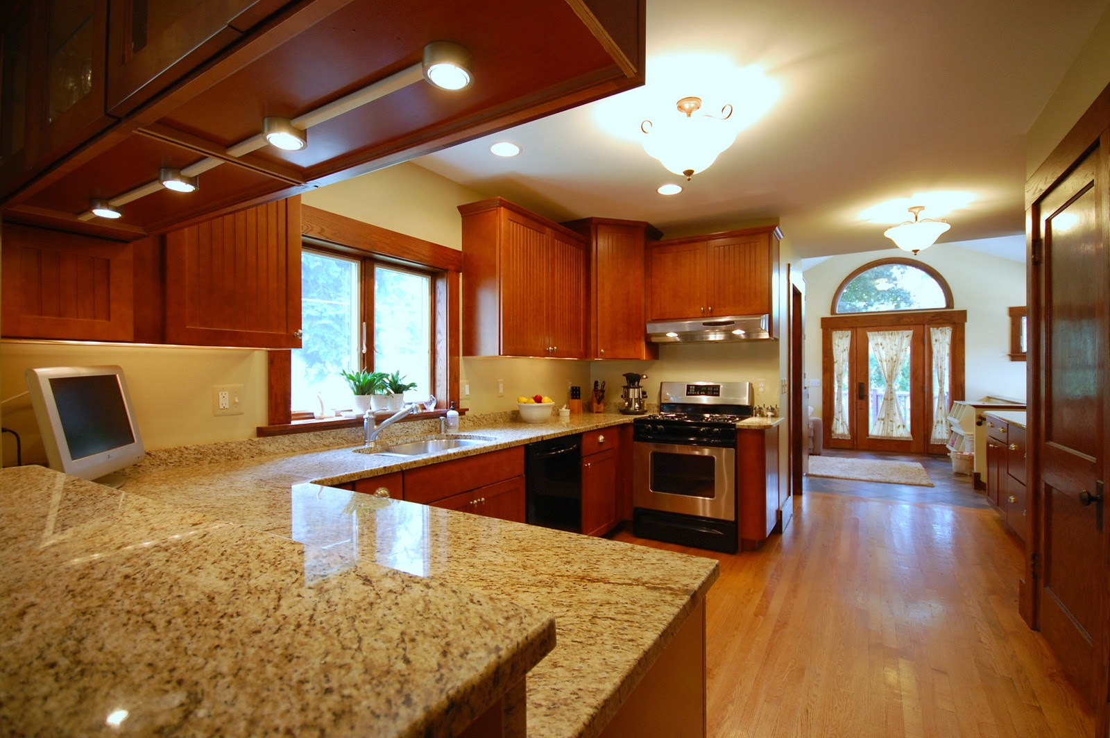 marble kitchen countertops exelent idea