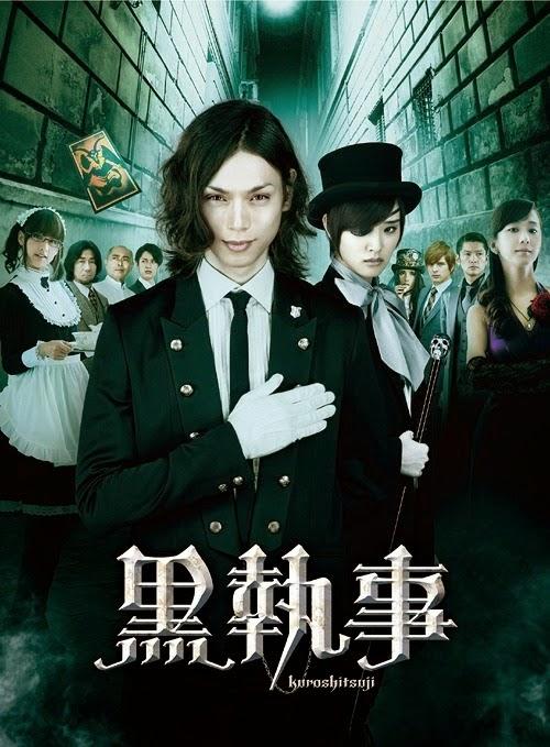 """Kuroshitsuji -Black Butler- (2014)"" movie review by Wildan Hariz"