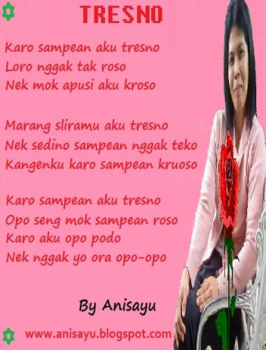 Puisi Jawa Cinta Kgaddistpoton44 S Soup