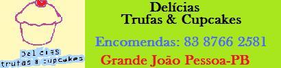 Delícia Trufas & Cupcakes