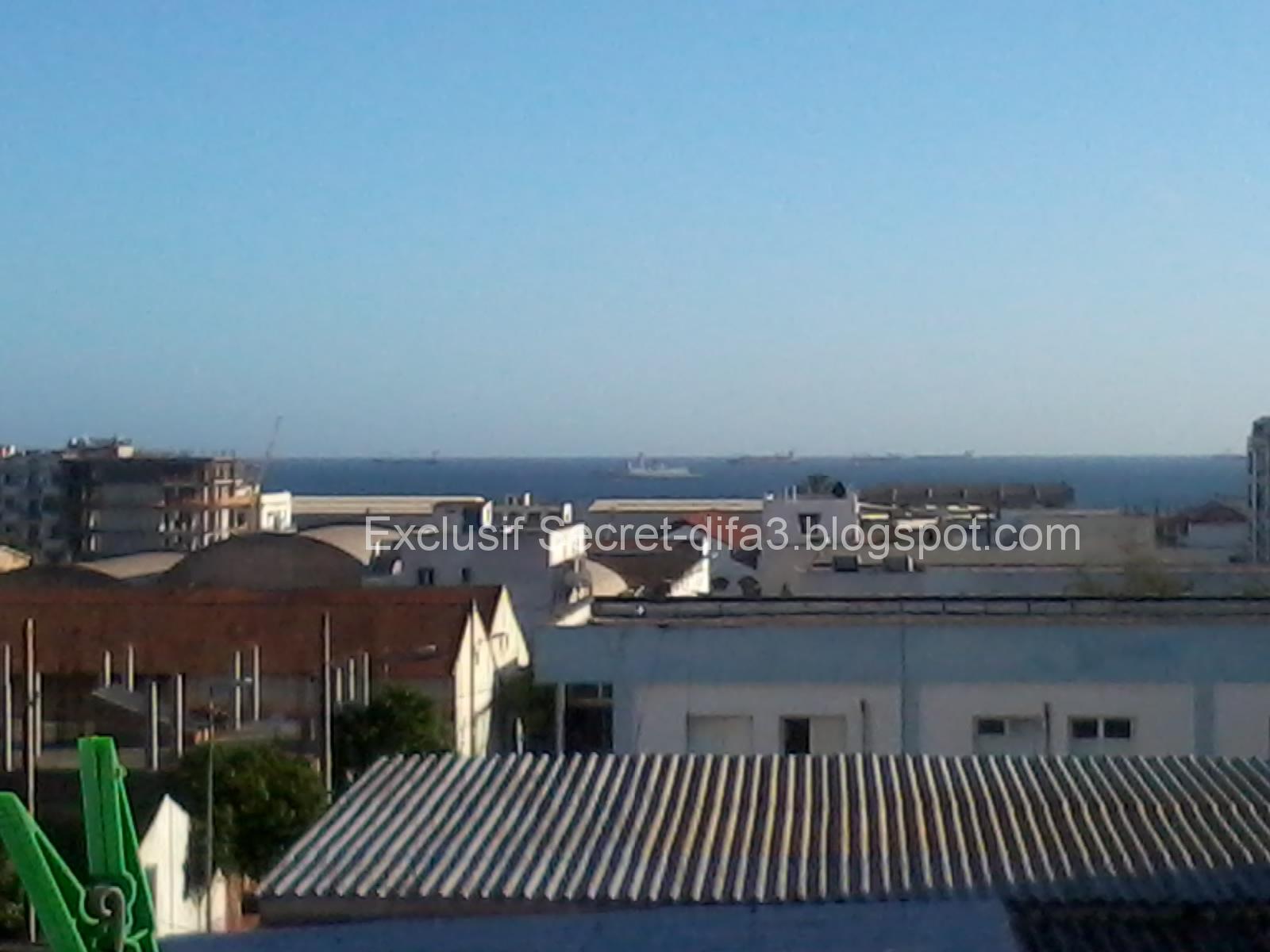 Une flottille accoste à Alger, les frégates chinoises en démonstration Fregate+3