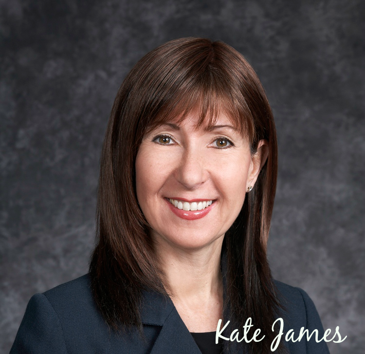 Harlequin Heartwarming Author, Kate James