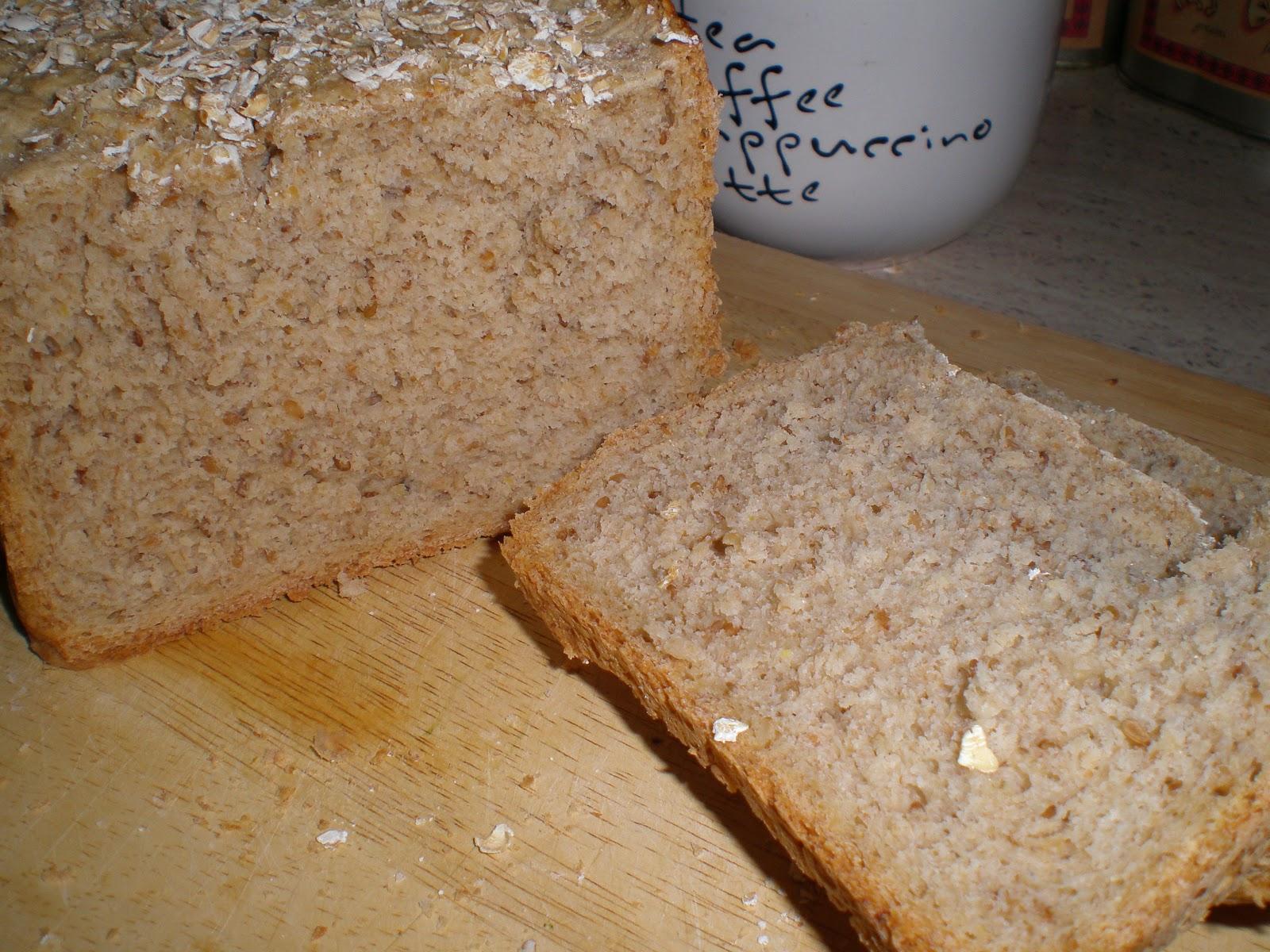 Hacer pan avena