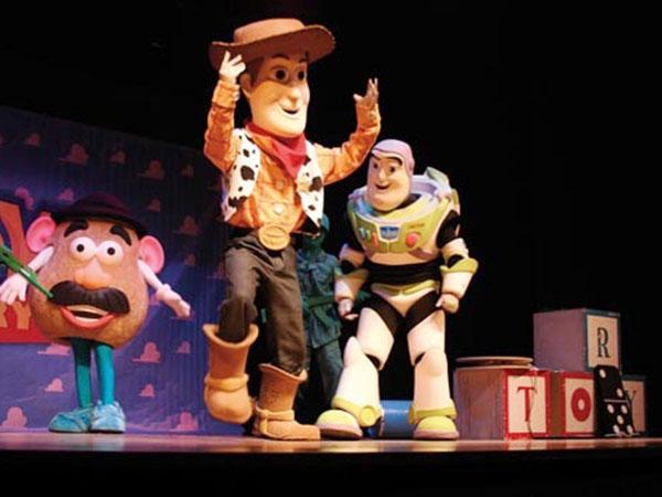 Toy Story no Teatro