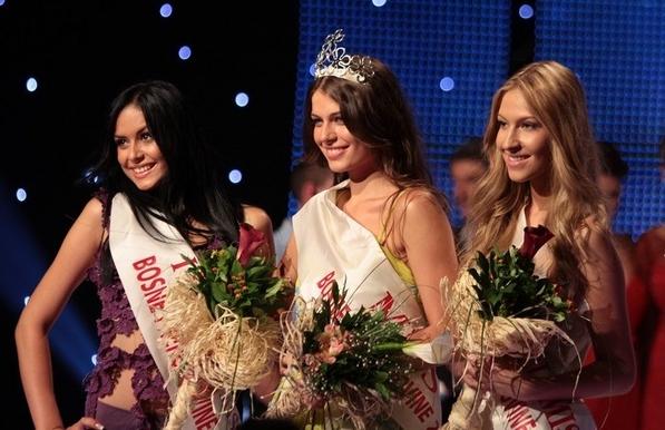 miss bosnia herzegovina bih za svijeta 2011 winner snezana kuzmanovic