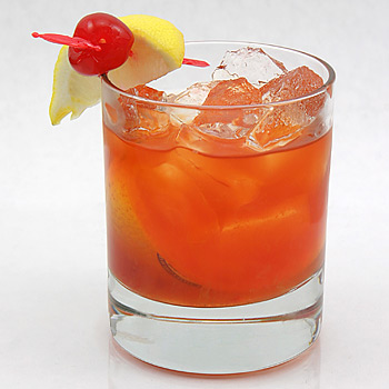 Old Fashioned Drink Recipe Southern Comfort