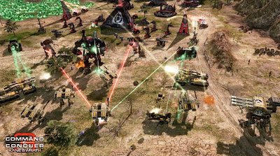 Command And Conquer (C&C) 3: Kanes Wrath Screenshots 2