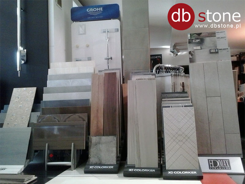 DB Stone - importer płytek Refin płytki,Iris płytki, Polis płytki, płytki drewnopodobne, Zucchetti