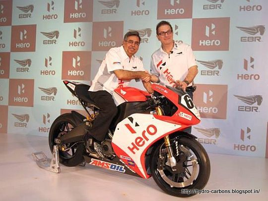 Hero MotoCorp is pulling out all stops towards unveiling its first indigenously-developed motorcycle - an all-new 250cc sports bike - at the next Auto Expo in 2014