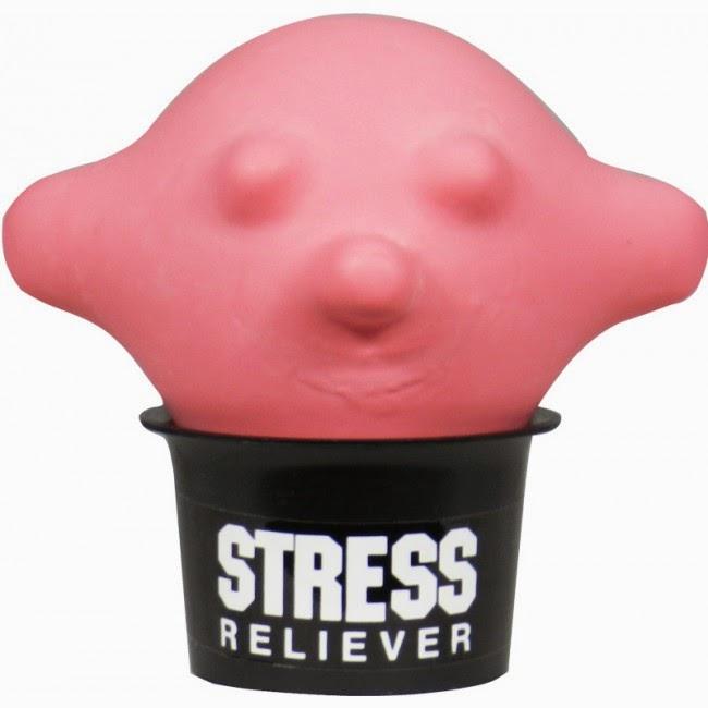 Muñeco Antiestress Nurd Stress