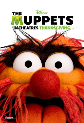 The Muppets Portrait Movie Poster Set - Animal