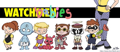Cute Watchmen