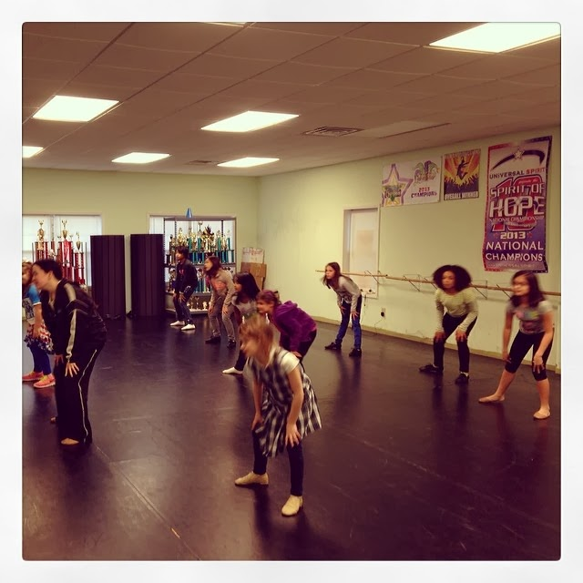 steele creek hip hop classes