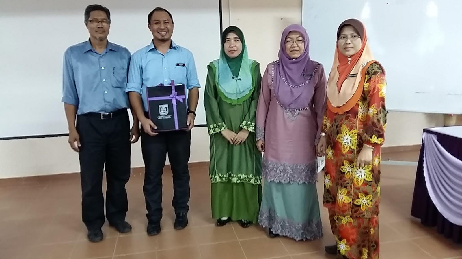 Tak lupa juga kepada adik-adik SMK Bandar Baru Darulaman yang