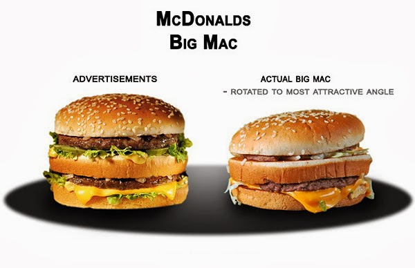 a report on the use of rhetorical devices in the advertisements of mcdonalds corporation Mcdonald's tells the story of kroc as a symbol of the american dream: a man who worked hard for everything he had, with an eagle eye for quality and hyperfocus on efficiency and execution but the film touches on questionable methods kroc used to gain control of the company the filmmakers.