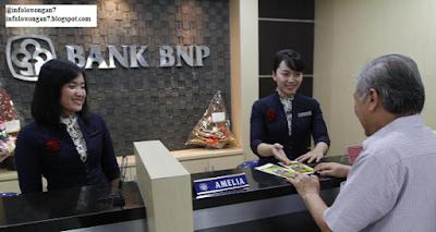 Lowongan Kerja Bank Nusantara Parahyangan (BNP)