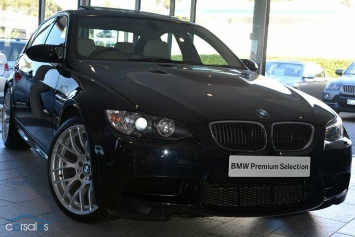 Rolfe Classic BMW Wholesale Blog 2010 BMW M3 E90 MY10 MDCT