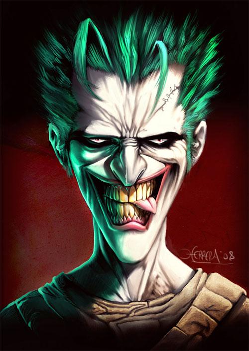 Ilustraciones del Joker 31