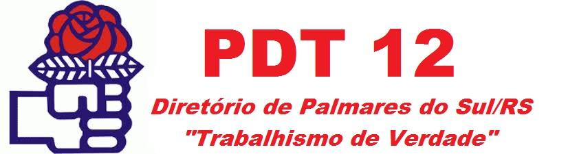 PDT Palmares do Sul