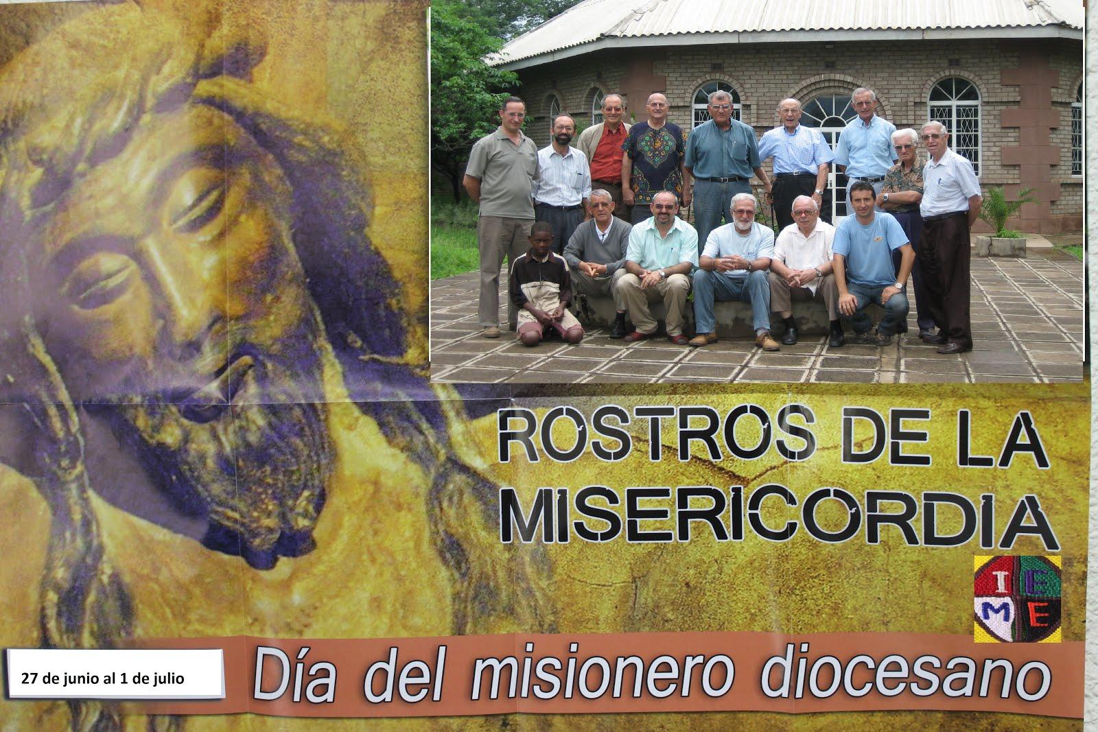 ROSTROS DE LA MISERICORDIA