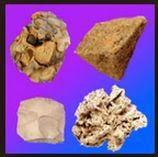 Gambar contoh beberapa batuan sedimen