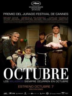 descargar Octubre – DVDRIP LATINO