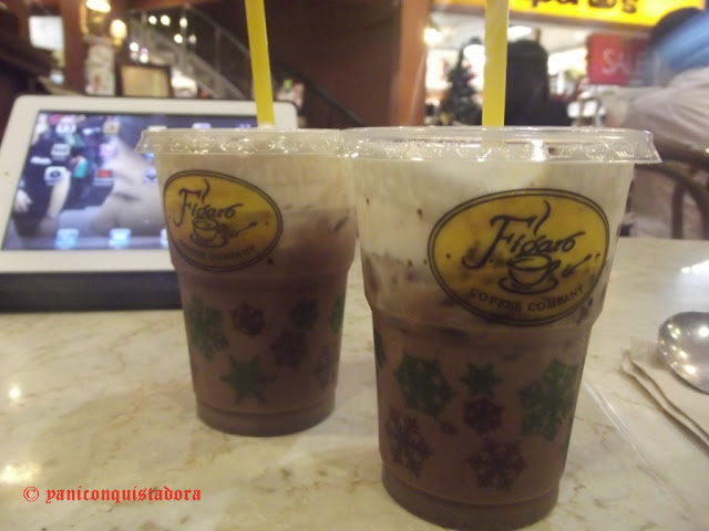 FIGARO in Greenhills Promenade: Remembering October