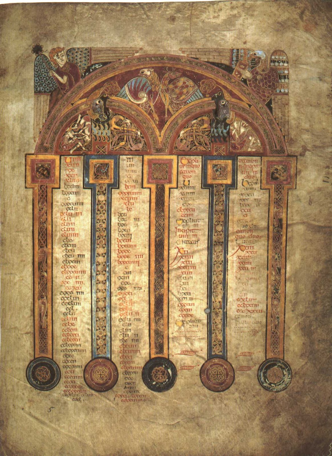 Mi Buhardilla The Book Of Kells